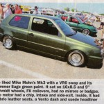Eurotuner - October 2006 - Mike's Mk3 Golf