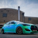 2013 Hyundai Veloster Turbo for SEMA 2013